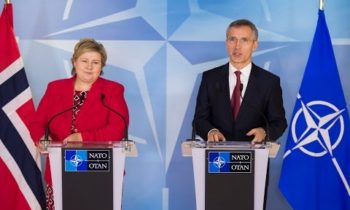Pre-ministerial press conference by NATO Secretary General Jens Stoltenberg
