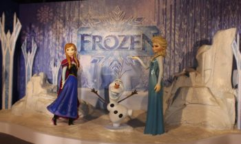 Norway-inspired animated Disney-movie «Frozen» still a hit in Taiwan