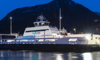First 100% electric car ferry operating in Norway