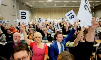 Norway's Lutheran church votes in favour of same-sex marriage
