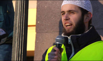 Ex-extremist group recruiter becomes peace activist