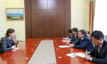 Mongolia, ASEM Acting Senior Official for Norway discuss bilateral cooperation