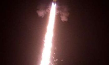 """Scientists launch NASA rocket into auroral """"speed bumps"""" above Norway"""