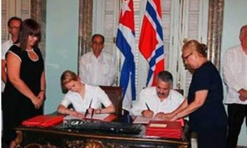 Cuba and Norway strengthening oil cooperation