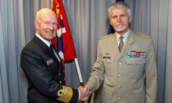 Chairman of the NATO Military Committee visits Norway