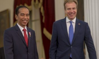 Indonesia and Norway agree to cooperate over environment, fisheries