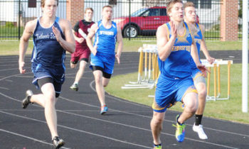 Norway girls third at Division 2 track regional
