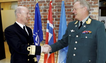 Norway's Chief of Defence Web Extra Interview