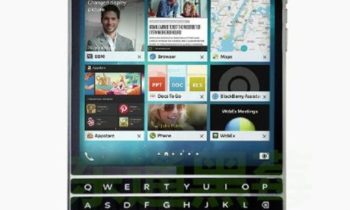 BlackBerry Oslo leak includes image