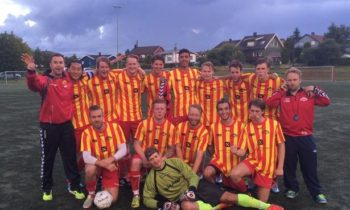 Norwegian football team have a full fixture list for tour thanks to Stockport Express