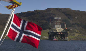Norway Uses Oil Wealth Fund Again to Stay Afloat