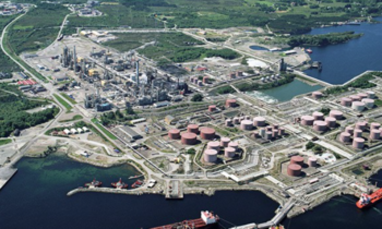 Norway's oil production increased in April