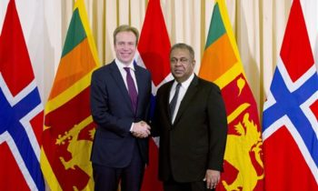 The Embassy of Sri Lanka in Norway requests relief donations