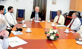 Sri Lanka – Nordic Business Council holds discussions with Norwegian envoy
