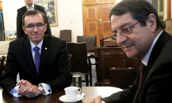 UN envoy says Cyprus peace talks moving 'in wrong direction'