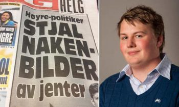 Admitting Posting Nude Images, Young Norwegian Politician Resigns