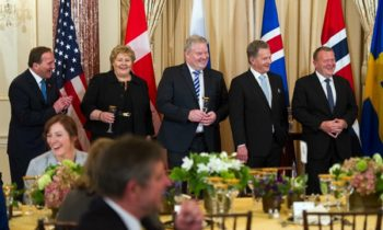 Can the Nordic Countries Capitalize on Their Strategic Position in Europe?