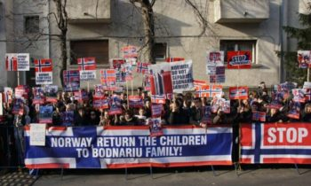 Romanians Condemn Norway over Child Welfare Controversy