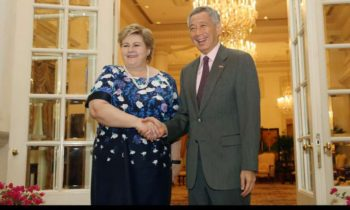 Singapore and Norway reaffirm close ties