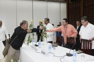 Agreement on Victims of Colombian Conflict Seeks to Do Justice