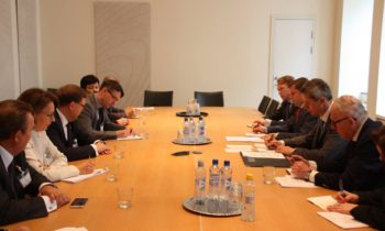 Council of the Federation met with State Secretary at the Norwegian Ministry of Foreign Affairs