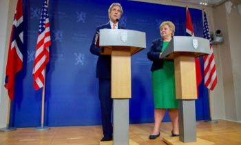Secretary John Kerry's remarks with Norwegian Prime Minister Erna Solberg in Oslo