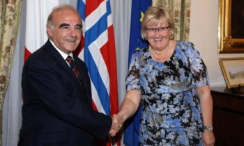 Malta and Norway hold bilateral talks
