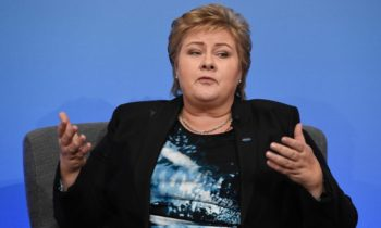 Oslo REDD Exchange 2016: Opening by Prime Minister of Norway, Erna Solberg