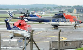North Sea helicopter firm says it will no longer use Super Puma H225s following fatal crash