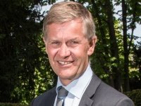 -Portrait of Erik Solheim, Chair of the OECD Development Assistance Committee (DAC)