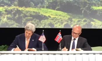 Oslo REDD Exchange 2016: U.S. Secretary of State, John Kerry