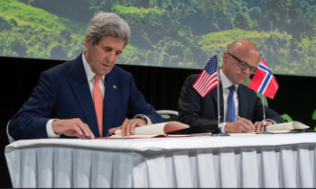 Norway-United States Joint Statement on  Deeper Collaboration on Forests and Climate Change