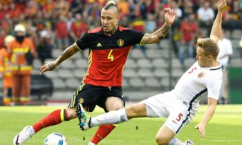 Nainggolan plays 90 minutes as Belgium beat Norway