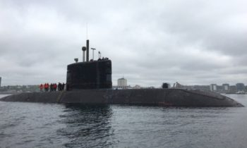 Canadian submarine heads to Norway after engine problems