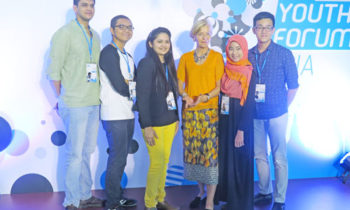 Myanmar youth to present on joblessness in Norway