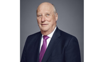 Letter of Condolences from King Harald V