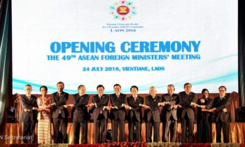 Norway's FM attends ASEAN Meeting