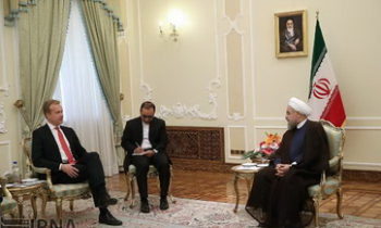 President Rouhani describes Tehran-Oslo friendly ties as age-old