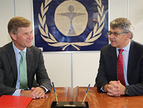 Norway and UN Environment Sign New Agreement for Enhanced Cooperation