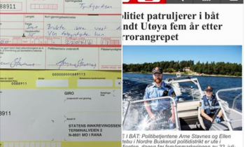 Only in Norway: Policeman Fines Himself