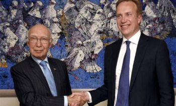 Norway ready to mediate over Kashmir