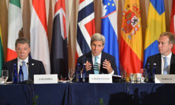 Remarks at the Global Demining Initiative for Colombia Ministerial