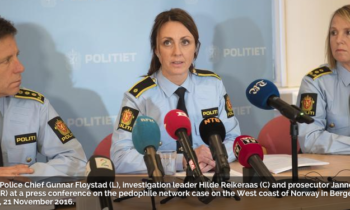 Norwegian police expect more arrests in extensive paedophile probe