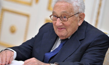 Kissinger: Give Trump International Order A Chance