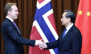 Norway, China normalise ties