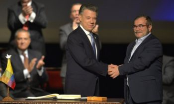 Colombia: Santos Set to Accept Nobel Prize