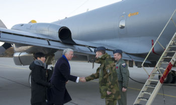 Northern Triangle: US, UK and Norway's Expanding Alliance