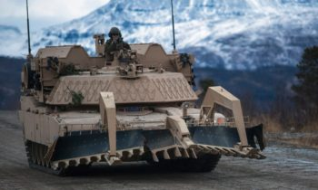 US Marine force in Norway to eye Arctic and beyond