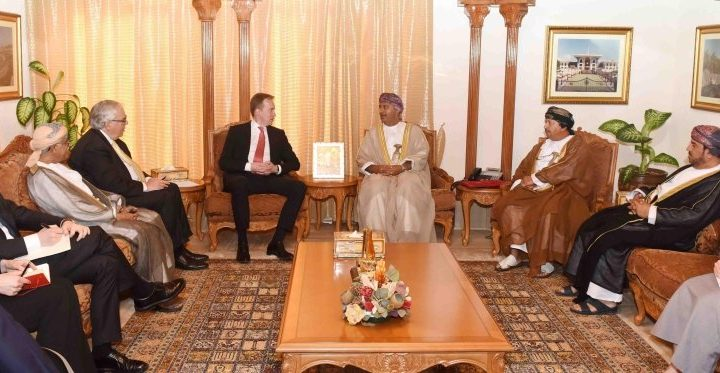 Oman, Norway review investment opportunities