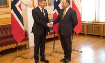 Polish Speaker on Norway visit